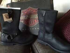 Harley boots men's 10.5 NEW