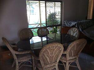 Dining suite Kallangur Pine Rivers Area Preview