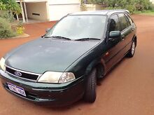 Automatic Ford Laser Hatchback. Registration paid to 28/08/2016 Claremont Nedlands Area Preview