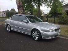 2001 Jaguar X Type Sedan Norwood Norwood Area Preview