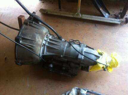 Borg Warner 35 Ford automatic transmission