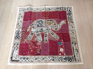 Elephant Wallhanging Miranda Sutherland Area Preview