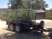 Tandem axle trailer Lesmurdie Kalamunda Area Preview