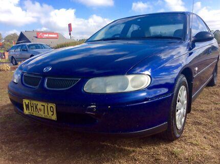 1999 Holden Commodore VT V6 LPG Auto Sedan 3 Months Rego