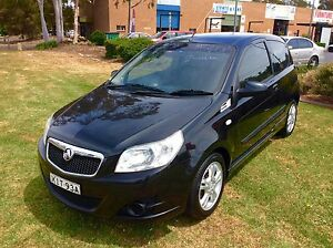 2009 Holden Barina 1.6 Lt 4 cyl 3 door Hatch Low KM's Imaculate Woodbine Campbelltown Area Preview