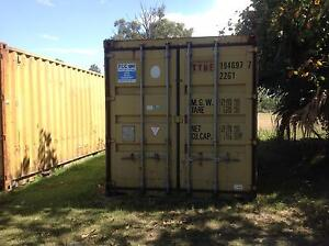 Shipping container Howard Fraser Coast Preview