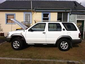 2001 Nissan Pathfinder Wagon Salamander Bay Port Stephens Area Preview