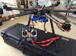 Drone Tarot 810 Hexacopter professional drone. Newcastle Newcastle Area Preview