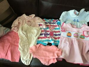 Baby Clothes - only boys and newborn left!