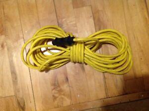 50' Heavy Duty Extension Cord. ( Contractor Grade )