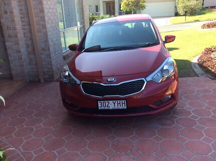 Kia Cerato Automatic Hatchback Carindale Brisbane South East Preview
