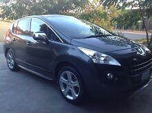 2011 Peugeot 3008 XTE 1.6 TURBO Dunlop Belconnen Area Preview
