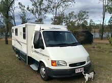 1996 Ford Transit Sunliner Body Laidley Heights Lockyer Valley Preview