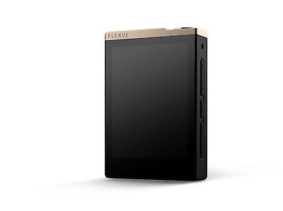 COWON Plenue D PD High resolution music player 32GB Gold Black HiFi 24bit
