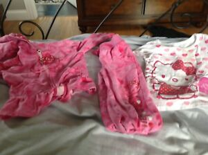 Hello kitty 2t outfit