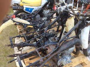 Parting Out 1970s 1980s Honda Suzuki Enduro Dirt Bikes