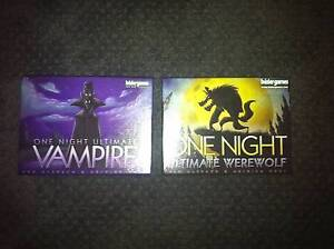 One Night Ultimate Werewolf And Vampire Mount Evelyn Yarra Ranges Preview