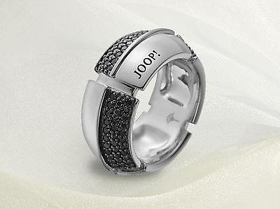 JOOP! Ring 925 Sterling-Silber Gr. 55, NEU OVP, NP 249 €, Luxus, tolles Geschenk