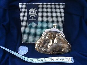 Glomesh gold coin purse York York Area Preview