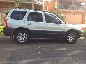 2003 Mazda Tribute SUV Charmhaven Wyong Area Preview