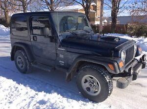 Jeep TJ 2004