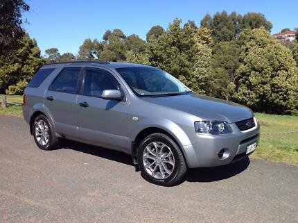 2005 Ford Territory Wagon Burnie Burnie Area Preview