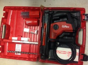 Hilti TE7C 240 volt Rotary Hammer Drill as new. Atwell Cockburn Area Preview