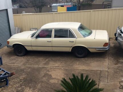 Mercedes Benz W116 280 SEL Yass Yass Valley Preview
