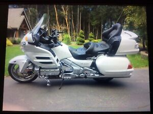 2008 Honda GL 1800 GOLDWING