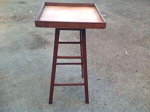 Bar stool adapted table Wollongong Wollongong Area Preview