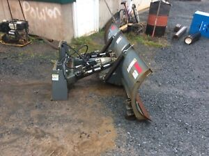 Plow for skid steer or Loader or tractor