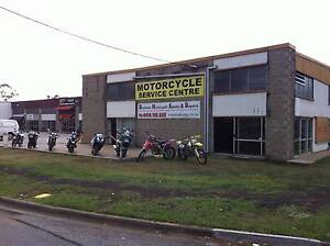 Motorcycle wreckers an workshop Sumner Brisbane South West Preview