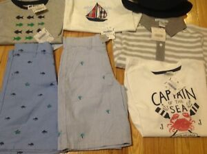 Janie and Jack size 6 7 8 Boy clothing for sale