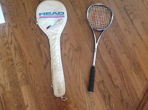 Wilson Racket with Case.
