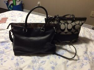 Authentic hand bags & household items