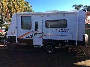 2014 Jayco Starcraft Outback Off-road Caravan Yangebup Cockburn Area Preview