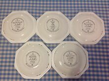 Royal Doulton Labrador Puppy Plates Werribee Wyndham Area Preview