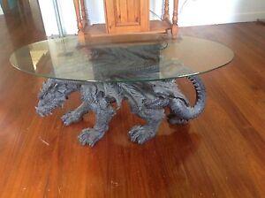 dragon coffee table | gumtree australia free local classifieds