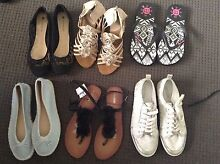 Ladies shoes size 10 x 6 Spring Farm Camden Area Preview