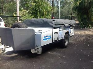 Premium off road camper trailer for sale Bellbowrie Brisbane North West Preview