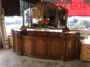 Italian Style Dressing Table Wangara Wanneroo Area Preview