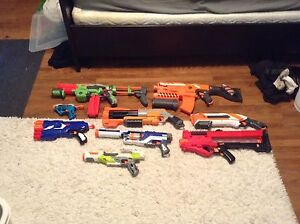 Nerf Guns For Sale(buy individual if youwant)