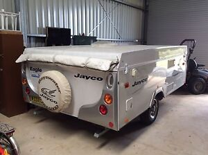 2008 JAYCO EAGLE CAMPER Newrybar Ballina Area Preview