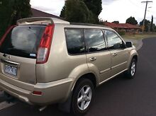 2002 Nissan X-trail Wagon Epping Whittlesea Area Preview