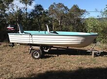 Brooker CT12 Boat Clarence Town Dungog Area Preview
