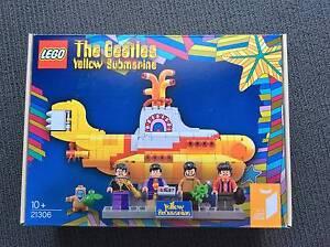 LEGO Ideas 21306 The Beatles Yellow Submarine -Brand New Sealed Ringwood Maroondah Area Preview