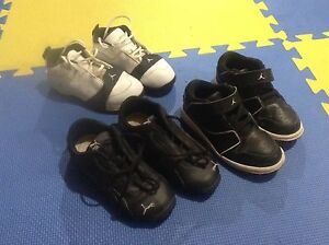 Size 9 Jordan, Puma shoes