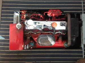 Ford Lees 4 cyl 80 hp marine diesel engine Jacobs Well Gold Coast North Preview
