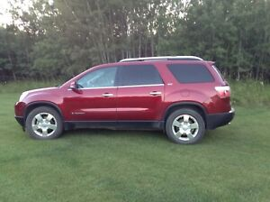 2008 GMC Acadia SLT2 AWD located in Wainwright