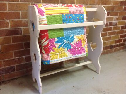Wanted: CLEARANCE Refurbished Towel or Quilt Rack